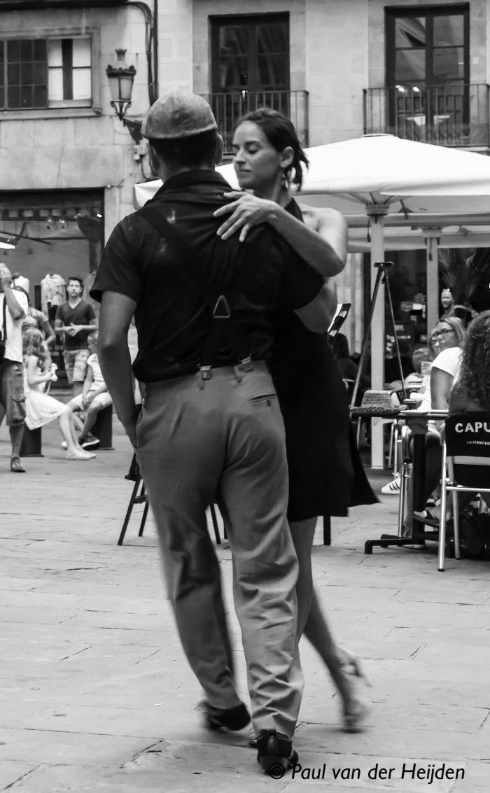 Tango, Barcelona, Spanje