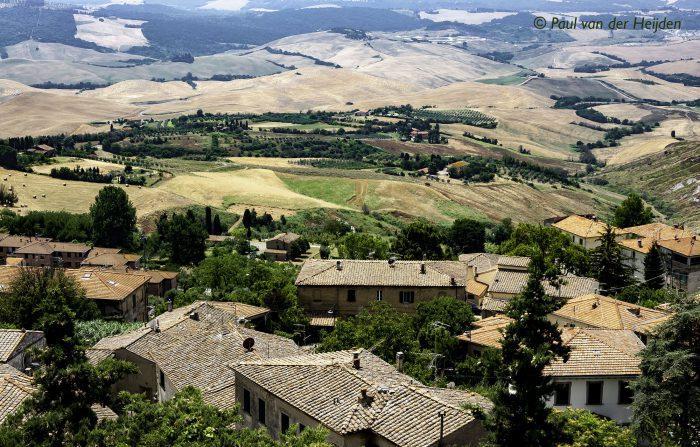 Volterra, Toscane, Italië