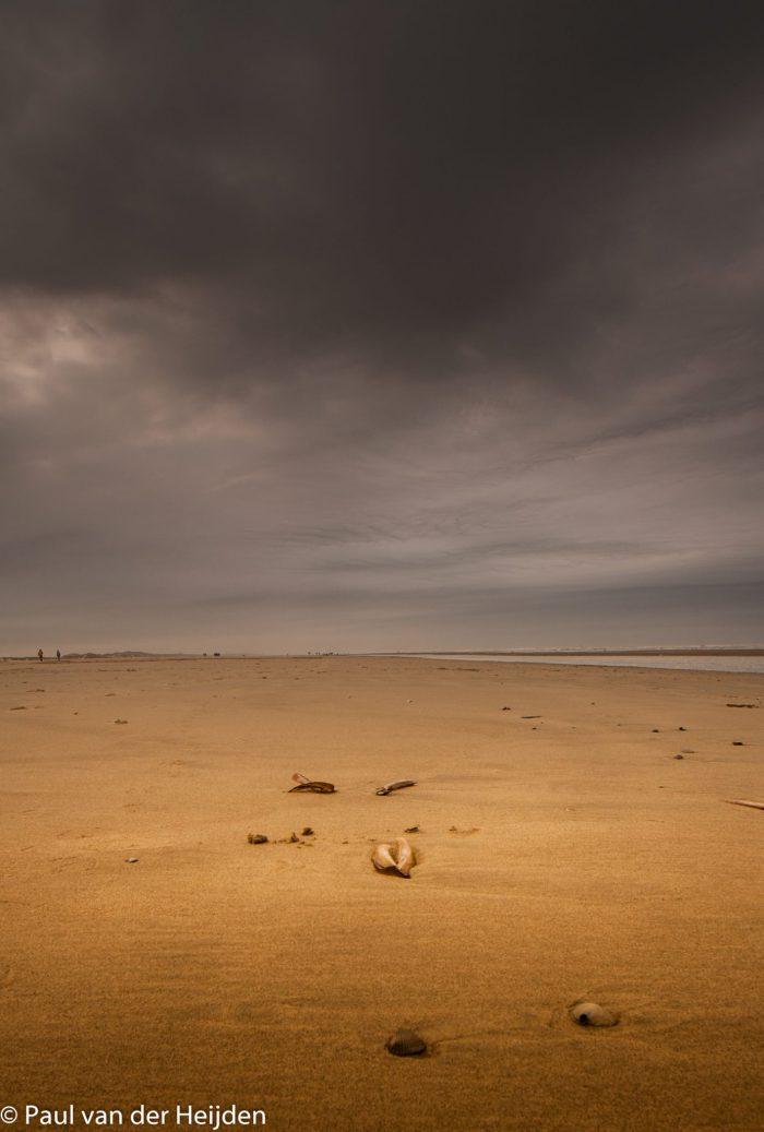 Strand bij Midsland-Noord, Terschelling