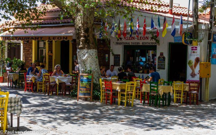 Platanos op Samos