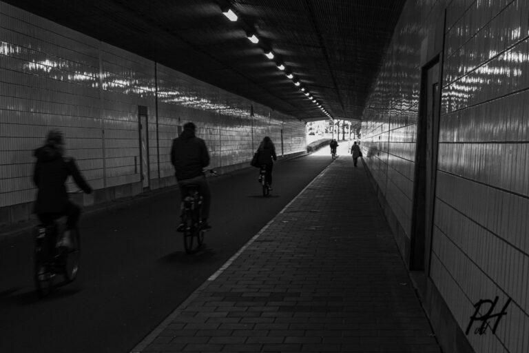 Stationstunnel, Nijmegen